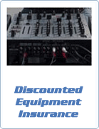 Discounted Equipment Insurance
